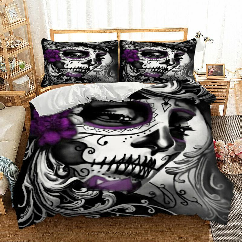 Soft Microfiber Cover Set Queen Size US