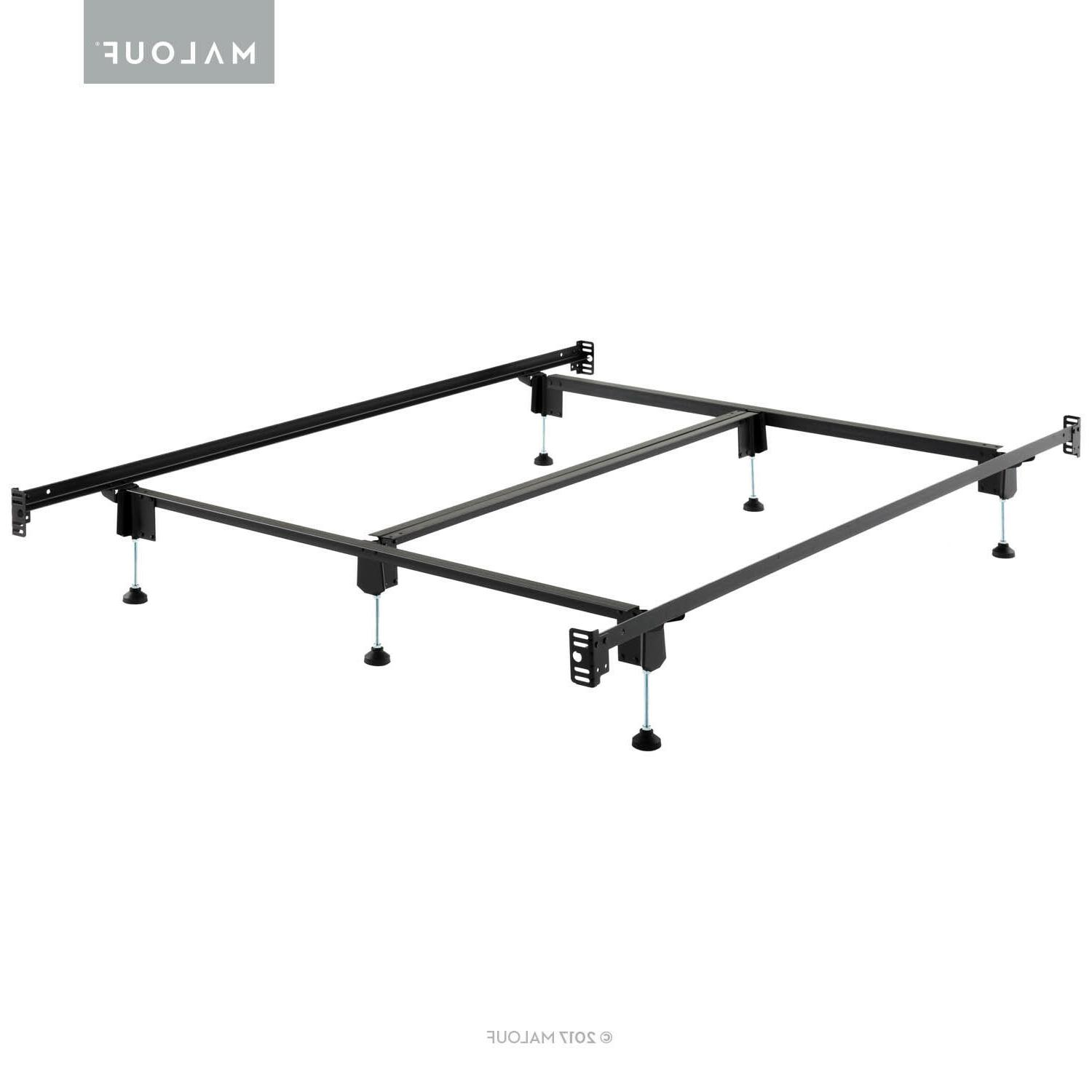 Structures Heavy Bolt-On Headboard Bed Frame
