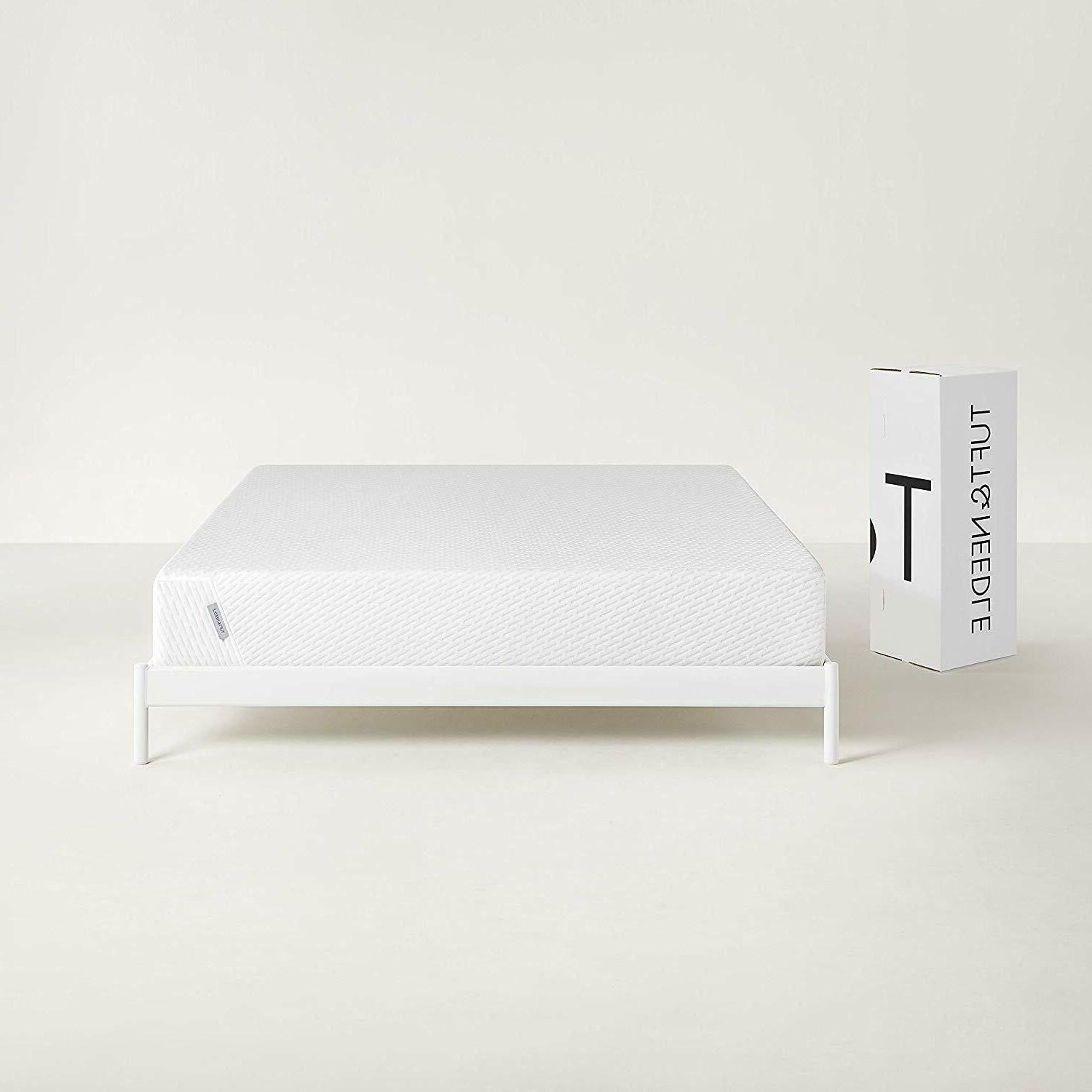 Tuft Mattress, Bed in Box, Foam