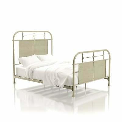 Furniture of Industrial Unisex Bed