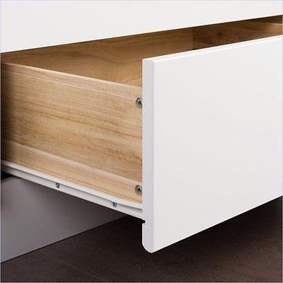 Prepac Storage Bed with in