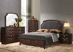 Acme Furniture Lancaster Queen 6 Piece Bed Set 24570Q