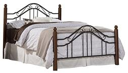 Hillsdale Madison Bed Set - Full- w/Rails