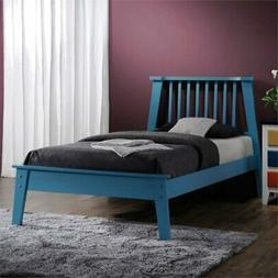 ACME Furniture Marlton Queen Bed in Blue