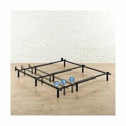 Zinus Paige Compack Adjustable 7 Inch Heavy Duty Bed Frame,