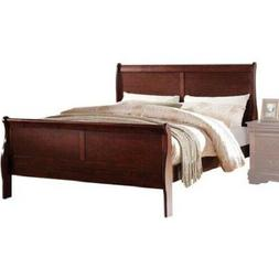 Panel Bed Frame Queen Size Footboard Headboard Bedroom Furni