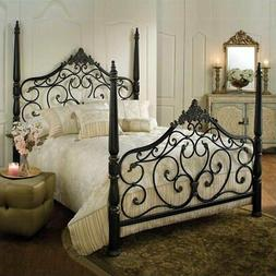 Hillsdale Furniture Parkwood Queen Bed Set - Headboard and F