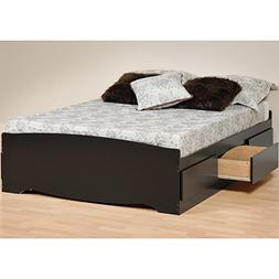 Prepac Full Platform Storage Bed - BBD-5600-3K
