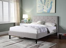 Home Life Premiere Classics Cloth Light Grey Silver Linen 51