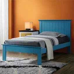 ACME Furniture Prentiss Queen Bed in Blue