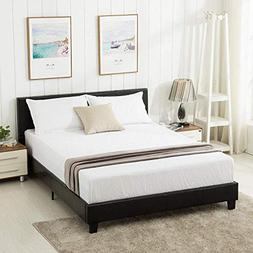 Best Price Mattress Queen Bed Frame - 14 Inch Metal Platform