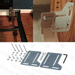 Queen Bed Headboard Attachment Bracket Bed Frame Headboard K