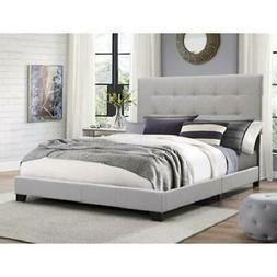 queen full twin tufted upholstered wood