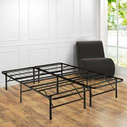 Zinus Shawn Queen 14 Inch Metal SmartBase Bed Frame / Platfo