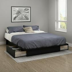 South Shore Gramercy Full/ Queen 54/60-inches Platform Bed B