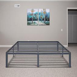 PrimaSleep 14 Inch Tall PT-2000 Simple and Sturdy Steel Slat