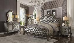 Acme Furniture Versailles ll Queen 6 Piece Bed Set 26840