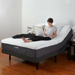 New Wireless Adjustable King Size Bed Base Remote Control Fo